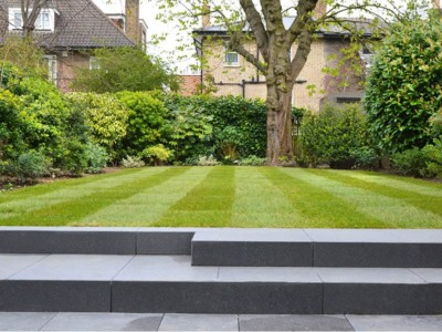 Garden landscaping north west london